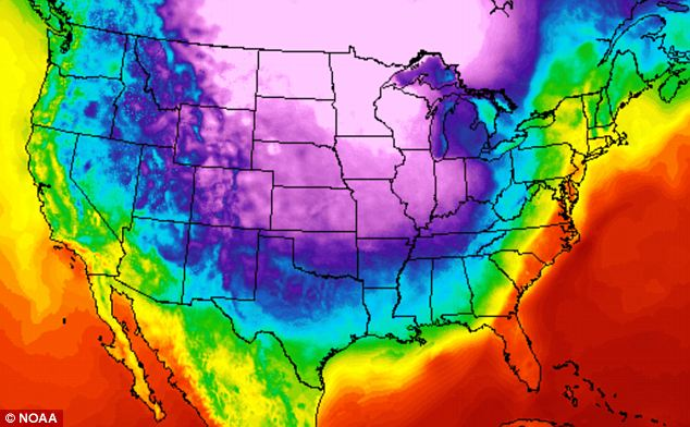 He has a point: Along with much of the US, Kentucky was pummeled by some of the coldest temperatures in decades starting Monday