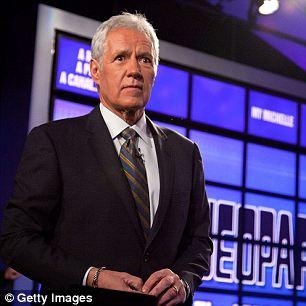 A new Beastie Boy? Alex Trebek got very into a segment during last night's episode of Jeopardy