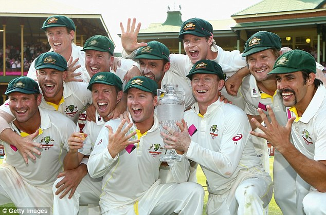 Just getting going: Australia can look ahead to the future with optimism after their performance