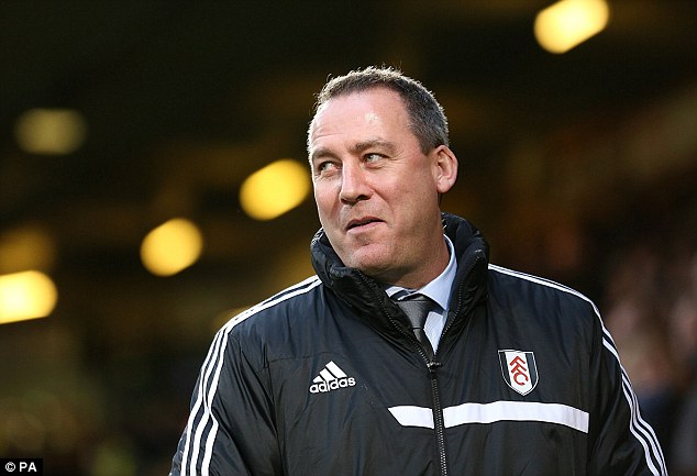 Remember me? Fulham boss Rene Meulensteen hopes to use his Untied connections with Morrison