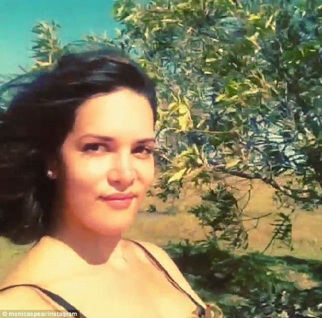 Monica Spear posted a video on Instagram of her horse riding just hours before she died