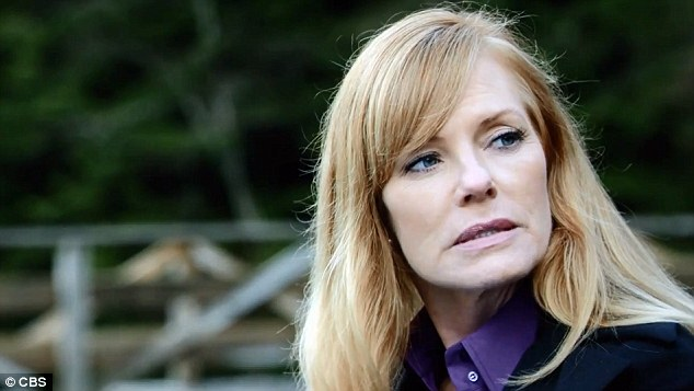 Don't mess with her: On Intelligence, Marg plays the no-nonsense head of the top-secret US government agency in charge of cyber security