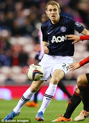 Return: Darren Fletcher is back in the fold