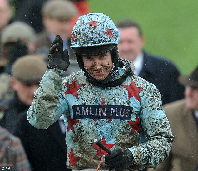 High hopes: Trainer Emma Lavelle has secured Richard Johnson for the ride