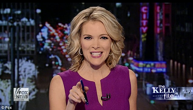 Ego Check: 'Don't be fooled, I'm huge' joked Megyn Kelly on her show on Monday night