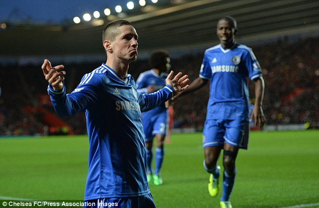 Value for money? Fernando Torres is the second-richest overseas star in the Premier League
