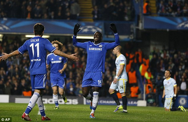 Option: Demba Ba was also mentioned as a makeweight but Inter would prefer Osvaldo