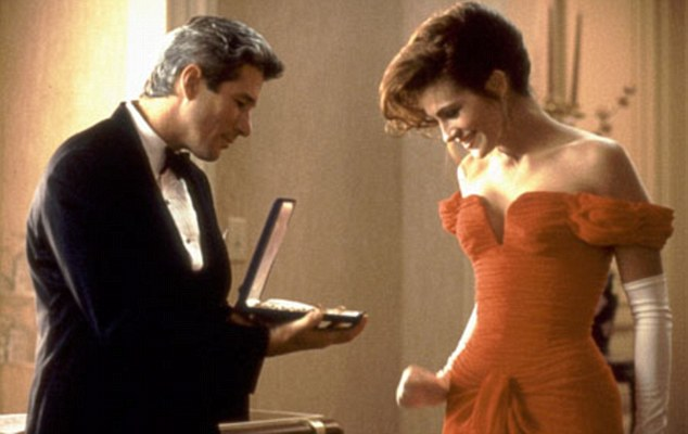 Julia has been staggeringly successful. Her biggest hit is one of her earliest films, Pretty Woman (opposite Richard Gere). 'I never had a ferocious ambition, even early on,' she said