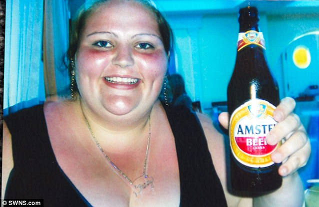 Stacey's weight curtailed the things she was able to do, including going on fairground rides with her friends