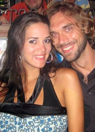 Horror: Mr Berry and Ms Spear were gunned down on a Venezuelan motorway in front of their daughter, Maya, 5, who was also shot. She still has a bullet lodged in her leg despite being discharged from hospital