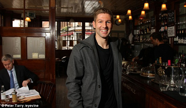 Coming out: Former Premier League star Thomas Hitzlsperger this week revealed he is gay