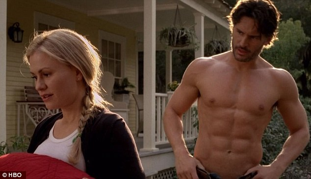 'This is the first season that I actually don't know what's in store for me': Manganiello reprises his werewolf Alcide Herveaux in the seventh and final season of True Blood premiering this summer on HBO