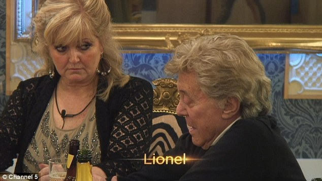 You've got a friend in me: Linda jumps to Luisa's defense when talking to Lionel about their disagreement