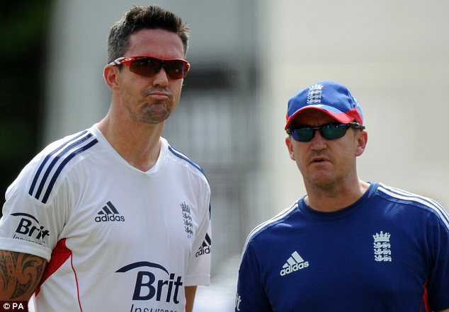 Dilemma: England may be forced to choose between the civilised eminence of Andy Flower and the simmering selfregard of Kevin Pietersen
