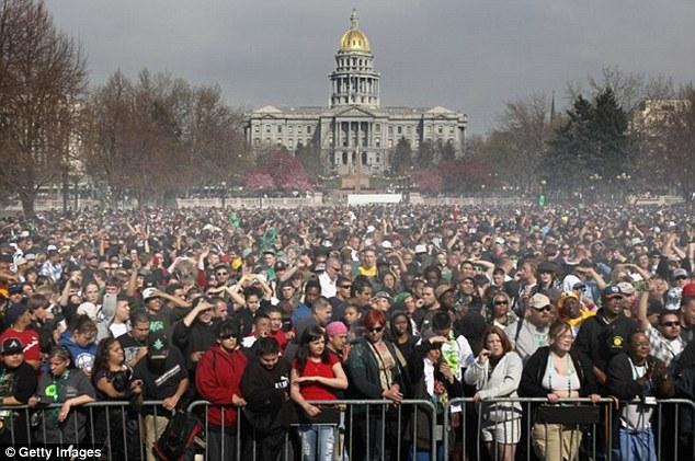 Smoking accepted: Colorado has now legalized marijuana