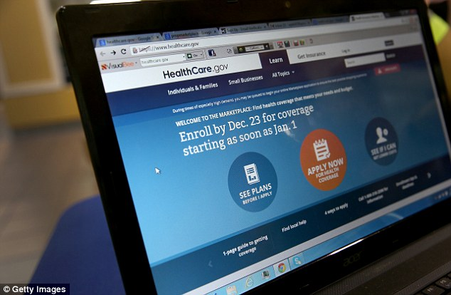 Glitches: The HealthCare.gov website has been plagued with problems since its launch