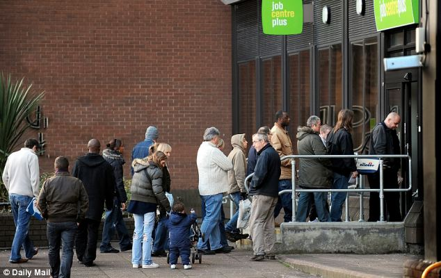 Jobcentre: Ministers hope that capping benefits will persuade thousands of people to find work instead