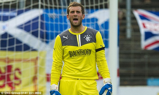 Speaking out: Cammy Bell has issued a plea for the Ibrox squad to be kept together during the club¿s on-going austerity drive