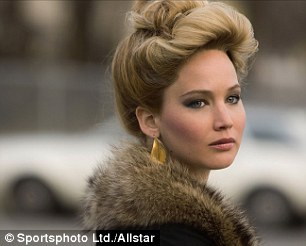 Strong support: American Hustle was named Best Musical or Comedy