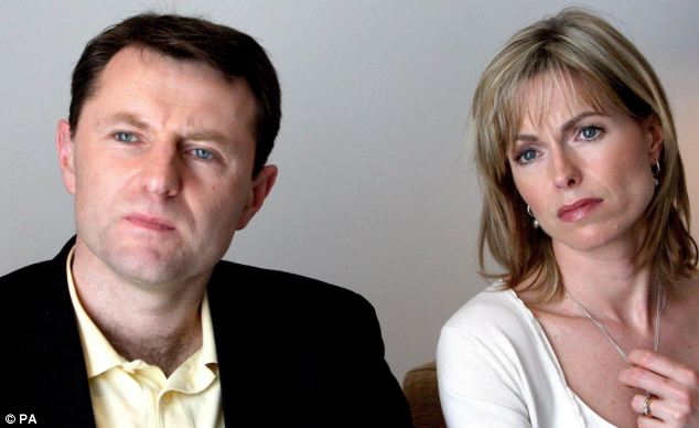 Madeleine McCann's parents, Kate and Gerry, described the latest move as a 'significant development'