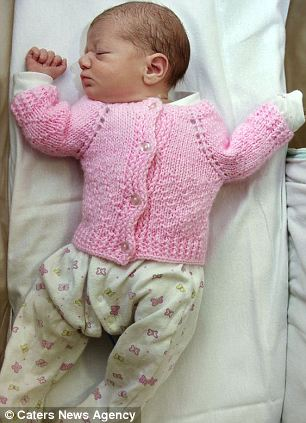 The baby is now progressing well in local authority care, after a 10 week stint at hospital