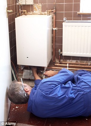 Boiler trouble: How to find an expert
