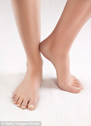 Action: If you have lost sensation in the feet due to diabetes, be vigilant about avoiding injury