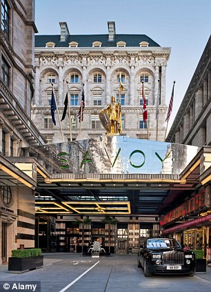 Exclusive: The Savoy Hotel