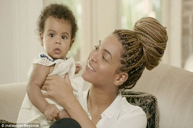 Baby love! Beyonce spares no expense when it comes to daughter Blue