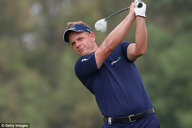 Tough time: The English former world No 1 endured a disappointing season on the course in 2013