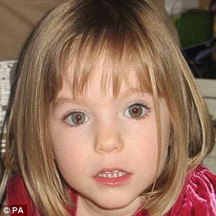 The murder case was solved after millions tuned in to Germany's version of Crimewatch to watch Kate and Gerry McCann's appeal over missing Maddie (pictured)