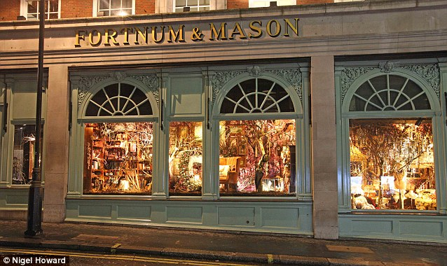 Fortnum & Mason has announced the highest profits in its entire 306-year history, despite other high street stores struggling