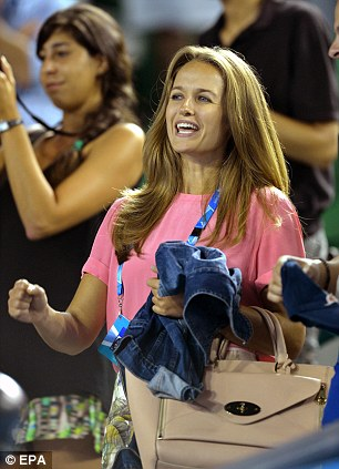Kim Sears is every inch the elegant English rose