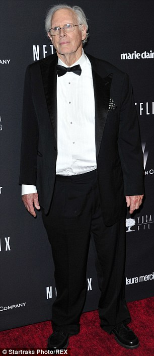 It's about time: Bruce Dern, 77, received his second-ever Oscar nomination for Nebraska, in the Best Actor category, and his co-star June Squibb, 84, picked up a nomination too for Best Supporting Actress