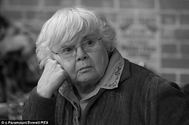 Sharp: June Squibb, who at 84 is the oldest of all the Oscar nominees this year, plays Dern's sharp-tongued wife in Nebraska
