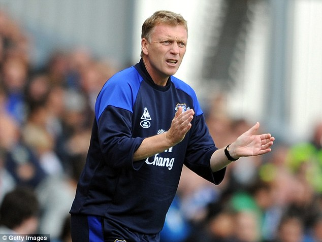 Longevity: Although he didn't win anything, the dynasty Moyes built at Everton stood him in good stead