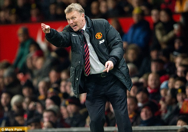 Under-fire: But David Moyes was deemed a better fit for United following Ferguson's departure