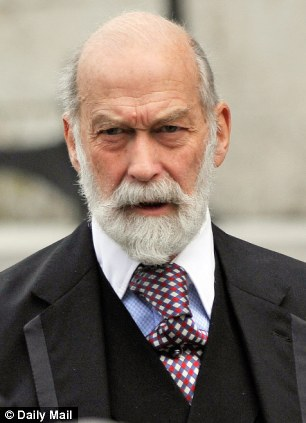 Prince Michael, she reveals, much prefers the music of the 70s