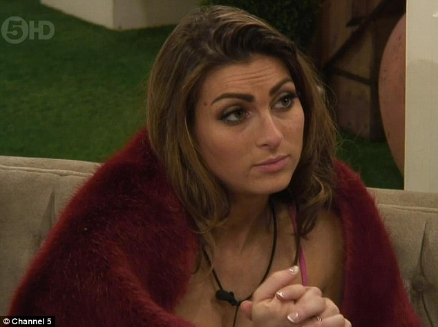 Are you sure? Luisa isn't convinced by Lee's tales