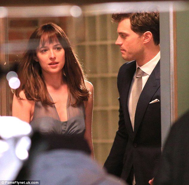 Not impressed? Fans of the book will know that Ana labels the Audi A3 the 'submissive special' because Christian gave the same car to each of his submissives in the past