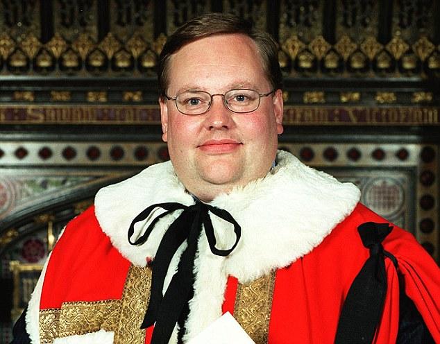 Unrepentant: Lib Dem peer Lord Rennard has humiliated Nick Clegg