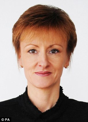 In charge: SSP chief executive Kate Swann