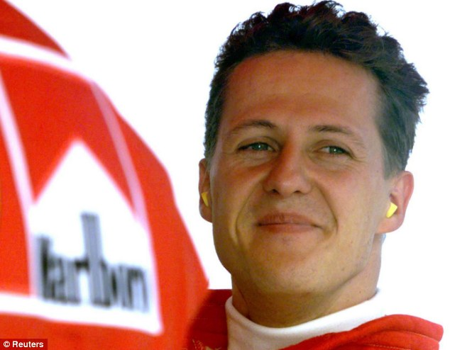 No return: If Michael Schumacher recovers from his brain injury he will be 'and average Joe Bloggs,' a top neurosurgeon has said