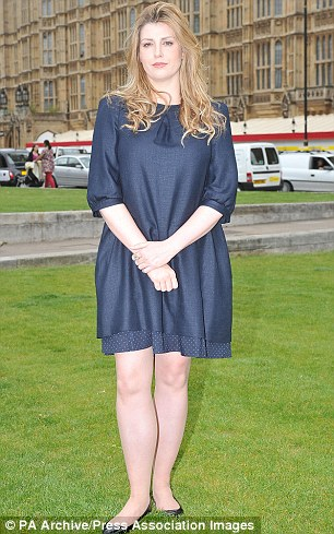 Conservative MP for Portsmouth North, Penny Mordaunt