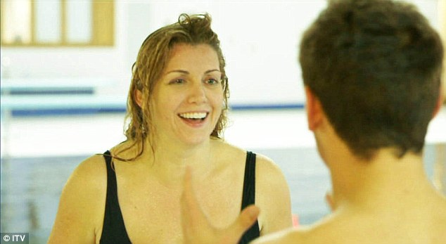 Mordaunt's constituency is in Portsmouth, the hometown of Olympic star and Splash! coach Tom Daley