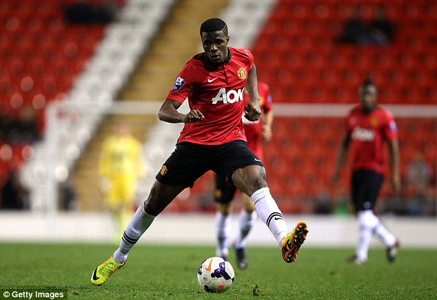 Not the right time: Zaha will be allowed to leave on loan if United's injury problems ease