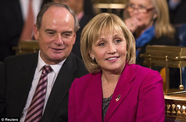 'Pressure': Lieutenant Governor Kim Guadagno allegedly told Mayor Zimmer if she didn't move forward with the project, the administration would not be able to help her