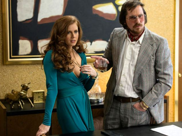 Leaked: American Hustle is one of the films pirated on the web, along with 12 Years A Slave and Gravity