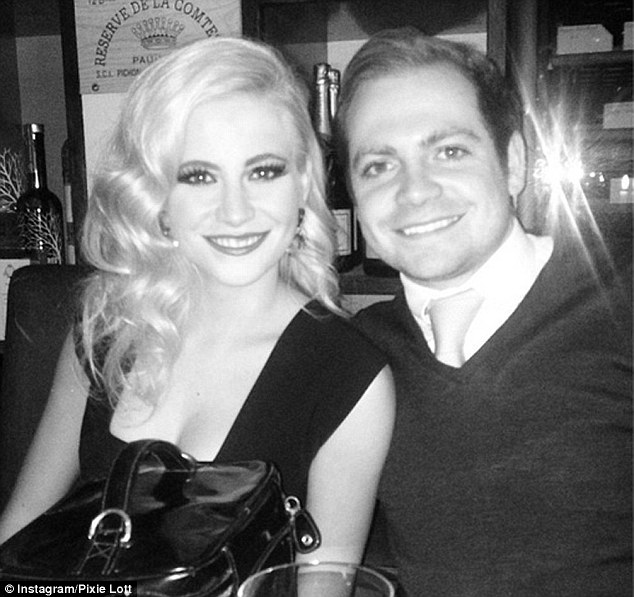 Cocktails: The brother and sister headed to Mews Of Mayfair, and tweeted a picture while at the venue