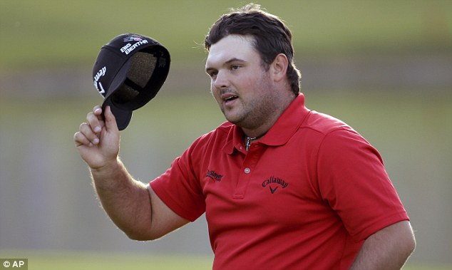 Champion: Reed won his second PGA Tour title with victory in California